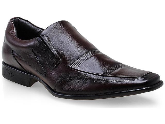 Sapato Masculino Rafarillo 3017 Kit Mogno