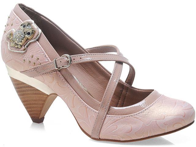 Sapato Feminino Tanara 5142 Pêssego