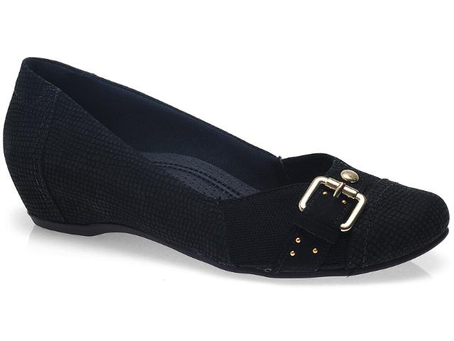 Sapato Feminino Usaflex 2205 Preto