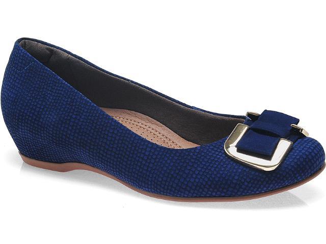 Sapato Feminino Usaflex 2208 Azul