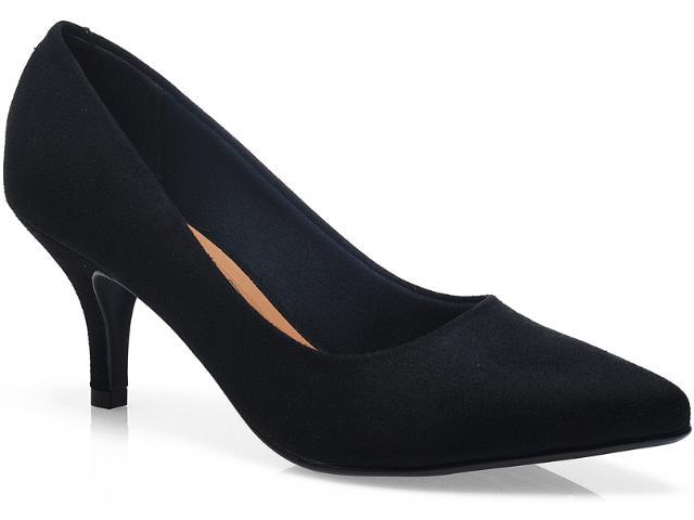Sapato Feminino Vizzano 1097500 Preto