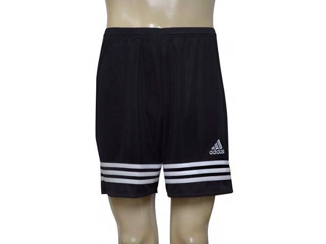 Short Masculino Adidas Bh6924 Entrada Preto/branco
