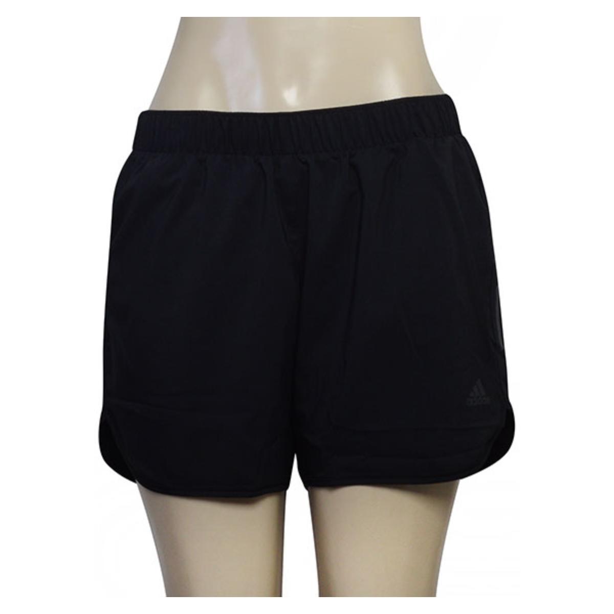 Short Feminino Adidas Cy5736 rs Long Preto