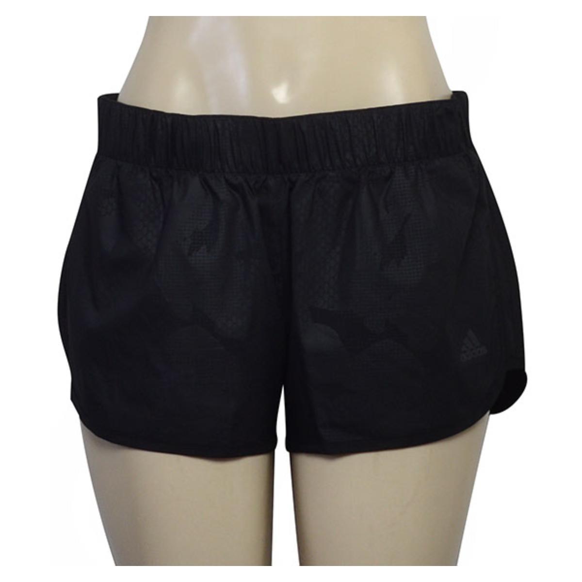 Short Feminino Adidas Dm2815 M10 Shor Preto