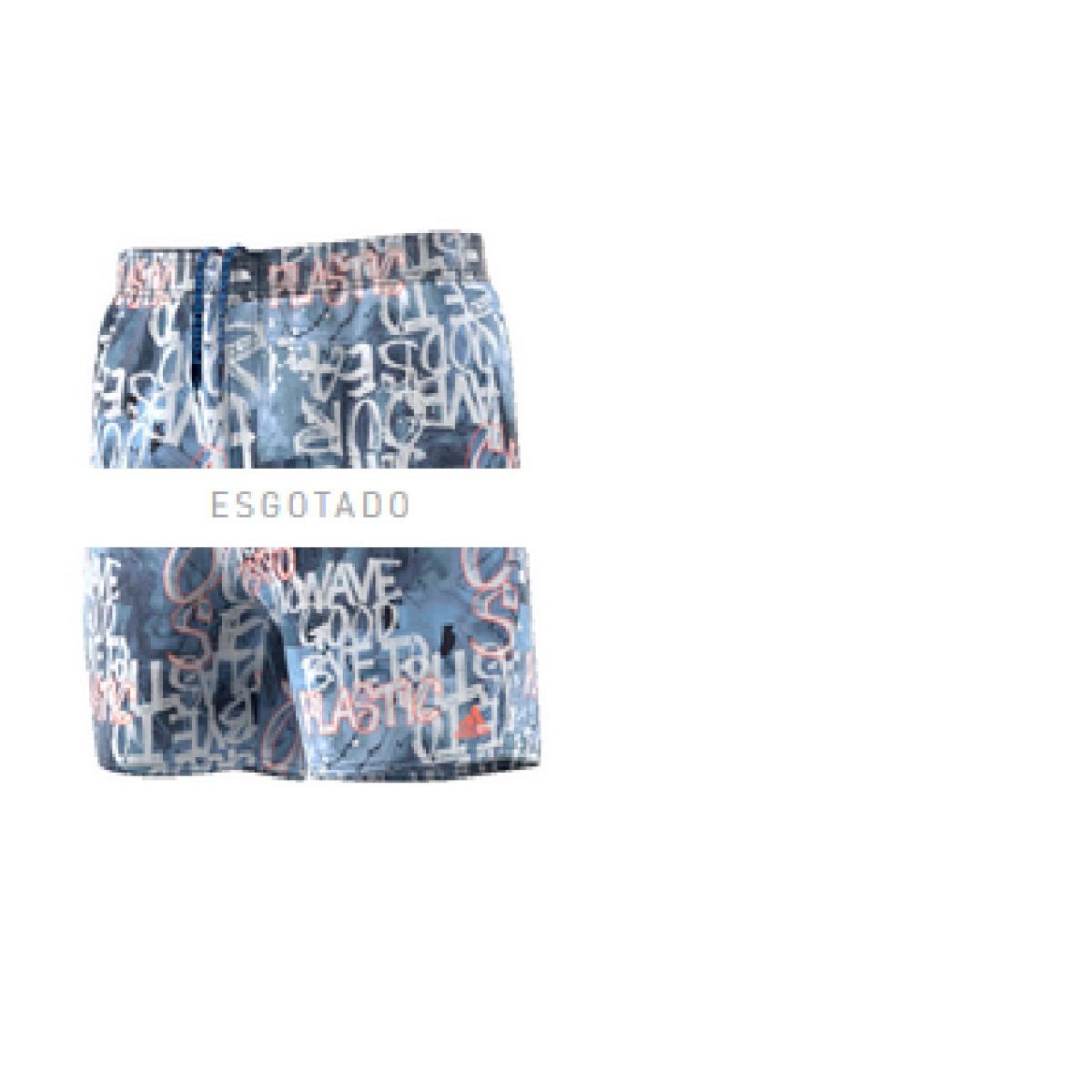 Short Masculino Adidas Eh6503 Par Com sl m Azul Color