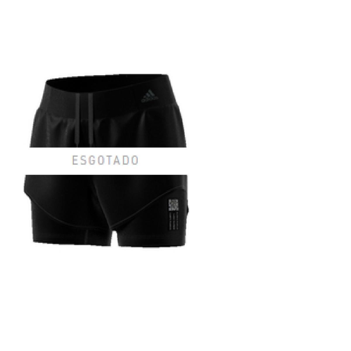 Feminino Adidas Dw7822 Adapt Short w Preto