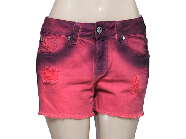 Short Feminino Cavalera Clothing 08.02.1008 Telha