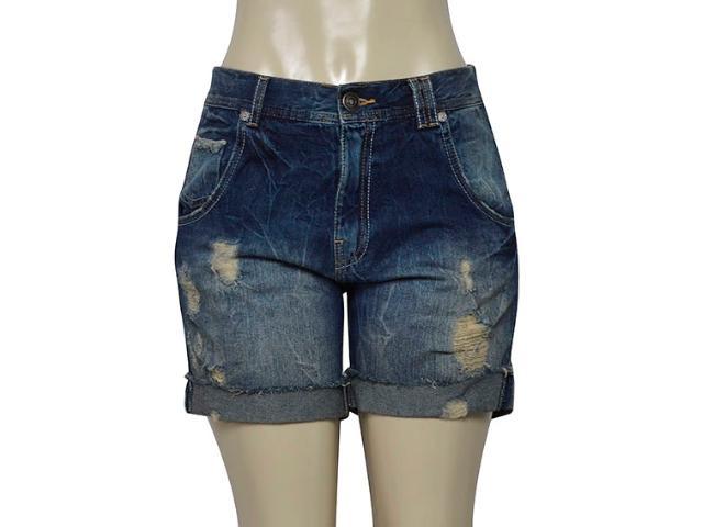Short Feminino Cavalera Clothing 08.02.1478 Jeans