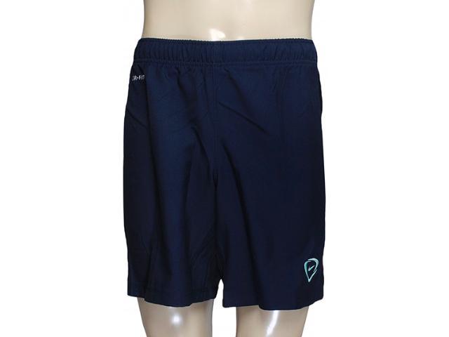 Short Masculino Nike 544898-452 Academy Wvn  Marinho