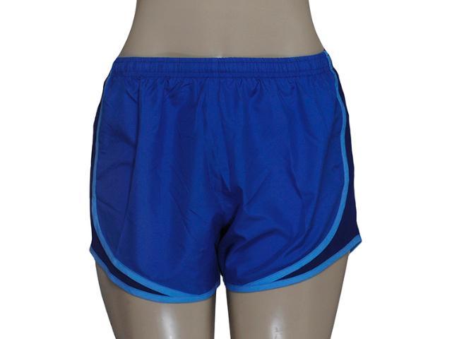 Feminino Nike 624278-489 Tempo Short Fa14 Azul/marinho