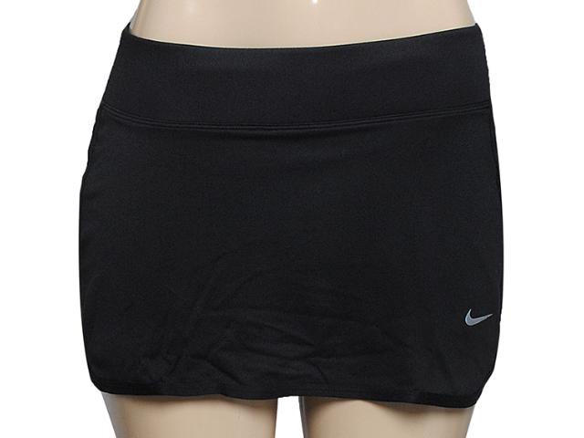 Short Saia Feminina Nike 618274-010 Knit Skirt Preto