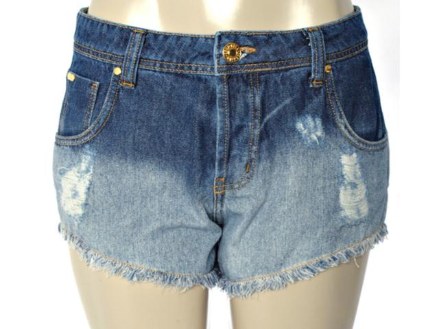 Short Feminino Coca-cola Clothing 63200424 Jeans