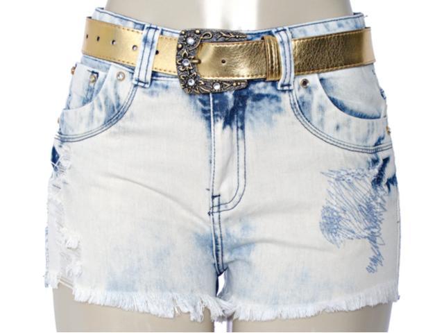Short Feminino Dopping 013053507 Jeans