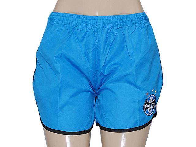 Short Feminino Grêmio 62580 Azul Celeste