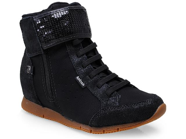 Sneaker Feminino Kolosh C0322 Preto