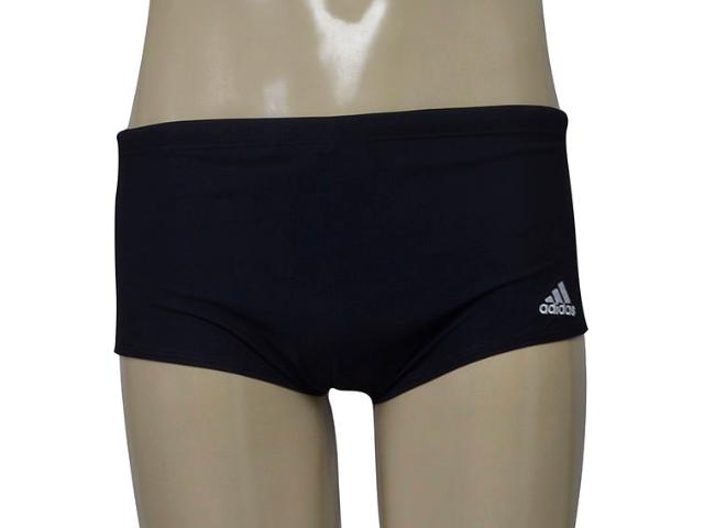 Masculina Adidas Ce3299 Sunga 3s Preto/branco