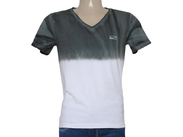 T-shirt Masculino Coca-cola Clothing 353204357 Preto/branco