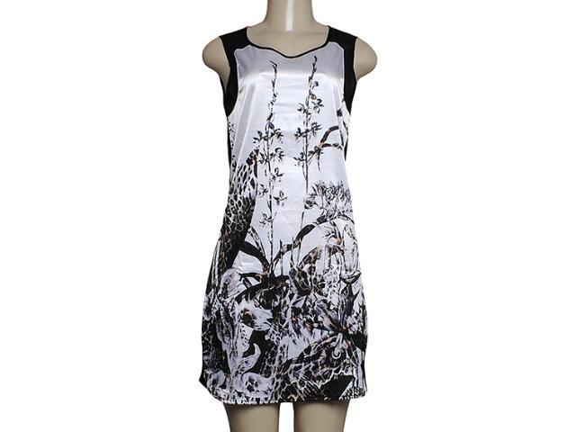 T-shirt Feminino Dopping 018058603 Branco/preto
