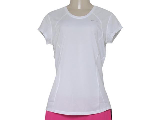 T-shirt Feminino Nike 645443-100 Racer ss Top  Branco