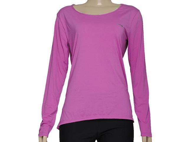 T-shirt Feminino Rainha 4131339 Lilas
