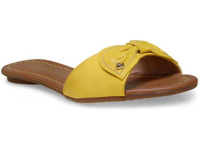 Tamanco Feminino Cravo e Canela 88031/4 Amarelo