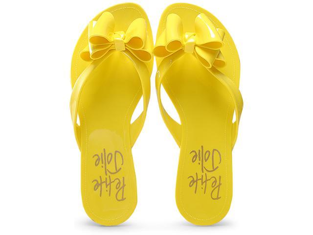 Tamanco Feminino Petite Jolie Pj1497 Amarelo