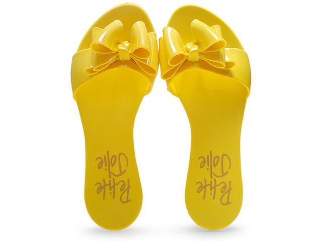 Tamanco Feminino Petite Jolie Pj1494 Amarelo