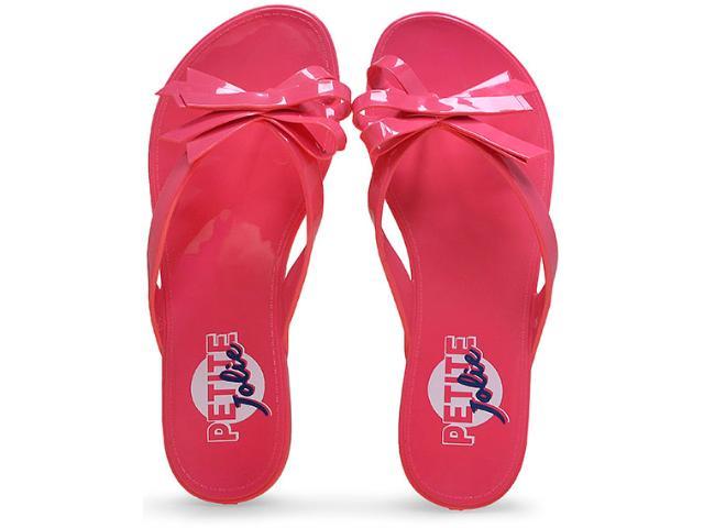 Tamanco Feminino Petite Jolie Pj1564 Pink