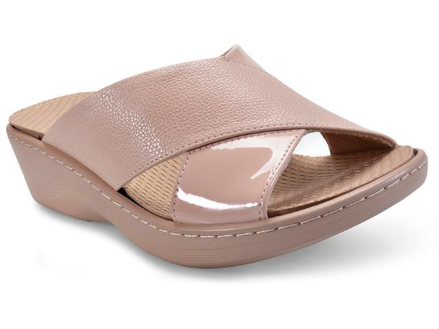 Tamanco Feminino Piccadilly 568011 Rose