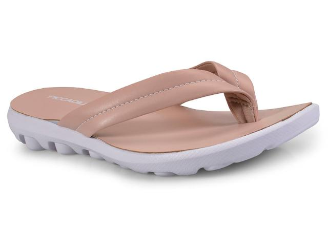 Tamanco Feminino Piccadilly 975002 Rose
