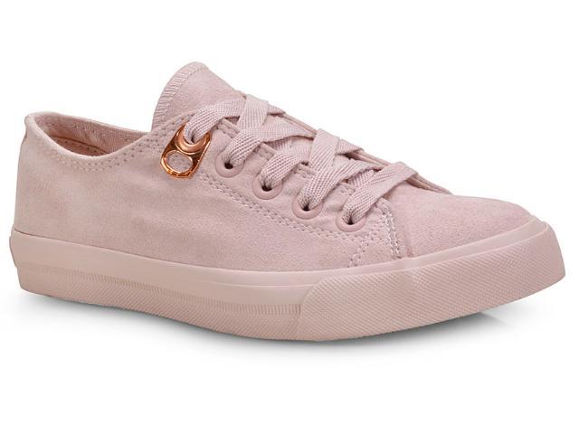 Tênis Feminino Coca-cola Shoes Cc1533 Rose