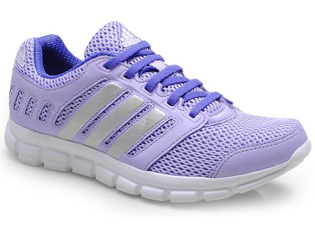 Tênis Feminino Adidas M18409 Breeza 101 2w Lilas