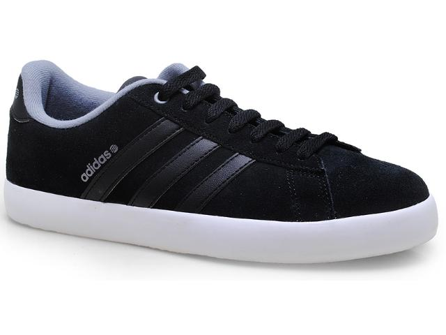 Tênis Masculino Adidas F76155 Coderby st Preto/branco