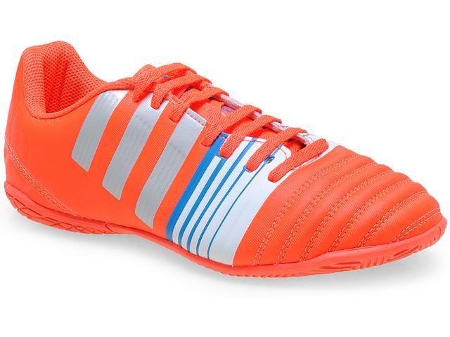 Tênis Masc Infantil Adidas M29919 Nitrocharge Laranja Neon/azul/bco