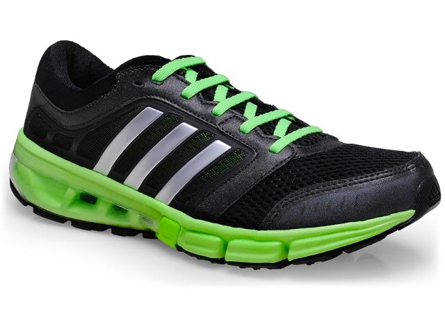 Tênis Masculino Adidas M18931 Cosmic Overru Preto/verde