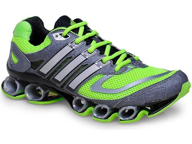 Tênis Masculino Adidas M25662 Proximus fb m Chumbo/limão