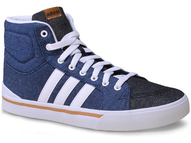 Tênis Masculino Adidas F98061 Park st Mid Jeans/branco