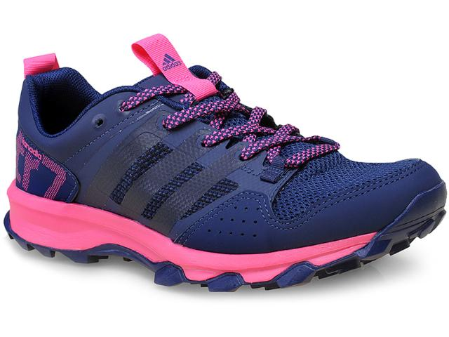 Tênis Feminino Adidas B40585 Kanadia 7 tr  w Roxo/rosa