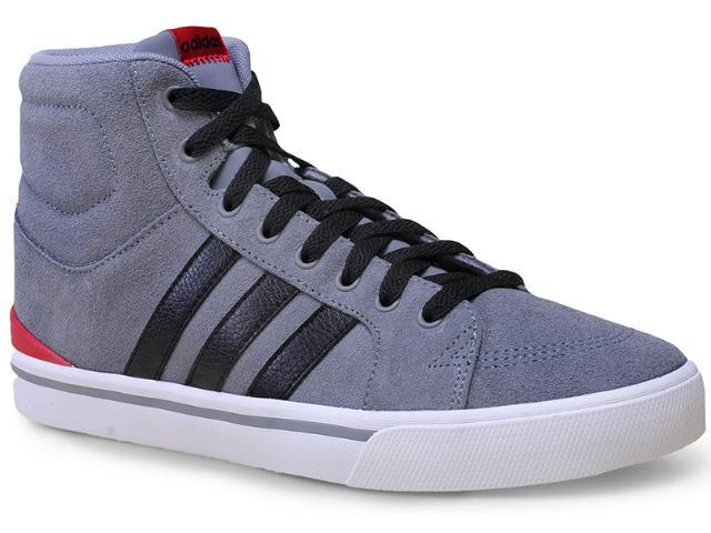 Tênis Masculino Adidas F98059 Park st Mid Cinza/preto