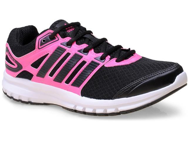 Tênis Feminino Adidas B39762 Duramo 6 w Preto/rosa