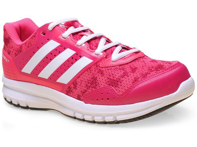 Tênis Feminino Adidas S83320 Duramo 7 k Pink/branco