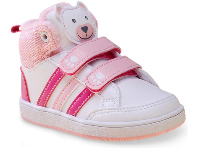 tenis adidas rosa infantil