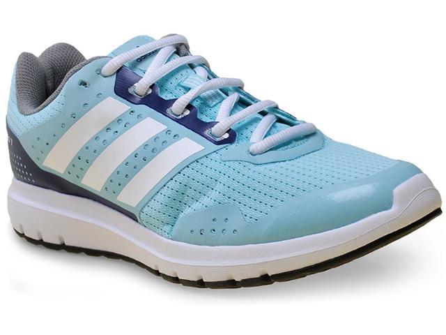 Tênis Feminino Adidas B33559 Duramo 7 w Azul Claro