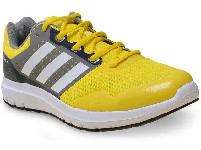 Tênis Masculino Adidas B33551 Duramo 7 m Amarelo/cinza