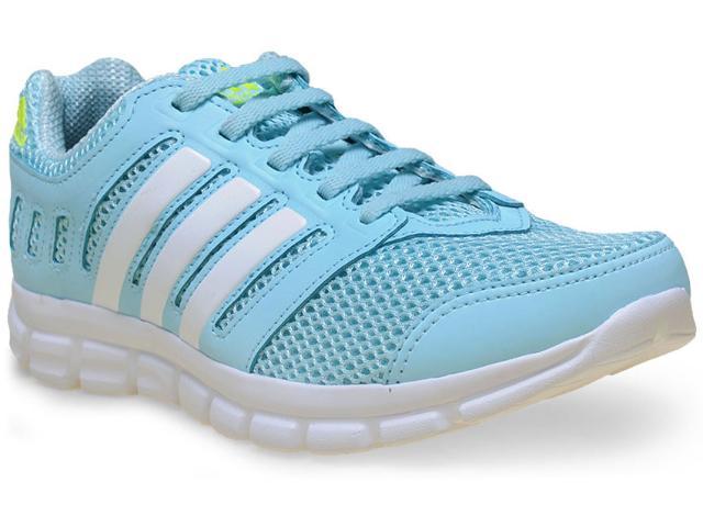 Tênis Feminino Adidas S81692 Breeze 101 2 w  Azul Claro