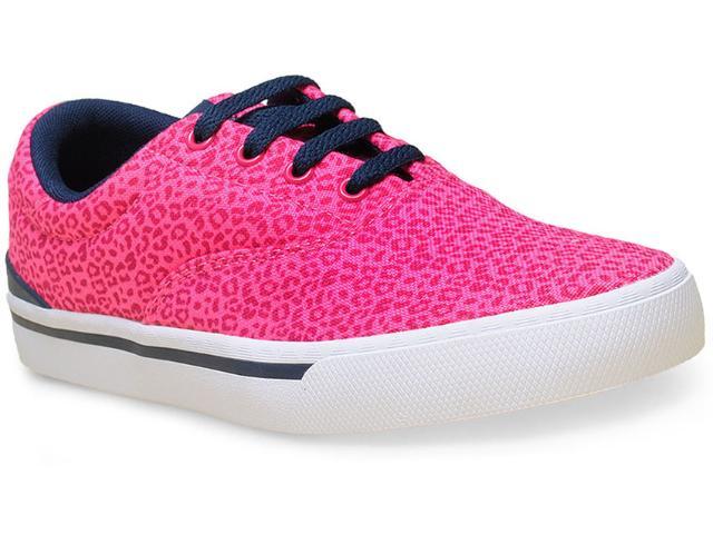 Tênis Feminino Adidas F98593 Parks st Classic  Pink