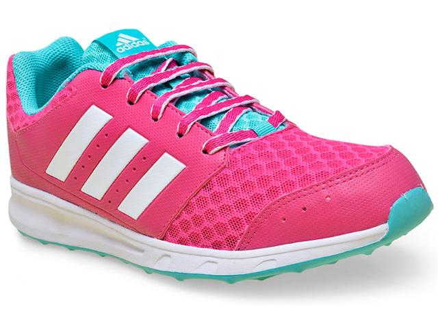 Tênis Feminino Adidas Af4538 Sport 2 Rosa