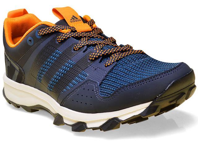 Tênis Masculino Adidas Aq5040 Kanadia 7 tr  m Marinho/preto