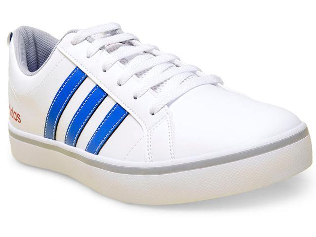 Tênis Masculino Adidas F99609 Pace vs Branco/azul