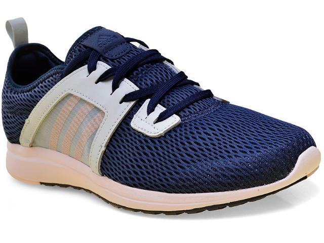 Tênis Feminino Adidas Aq5115 Durama w Marinho/rosa
